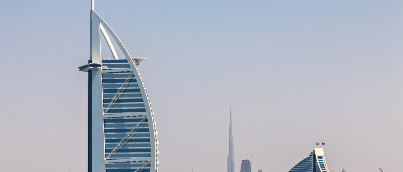(English) Dubai, winter sun and fun for families.