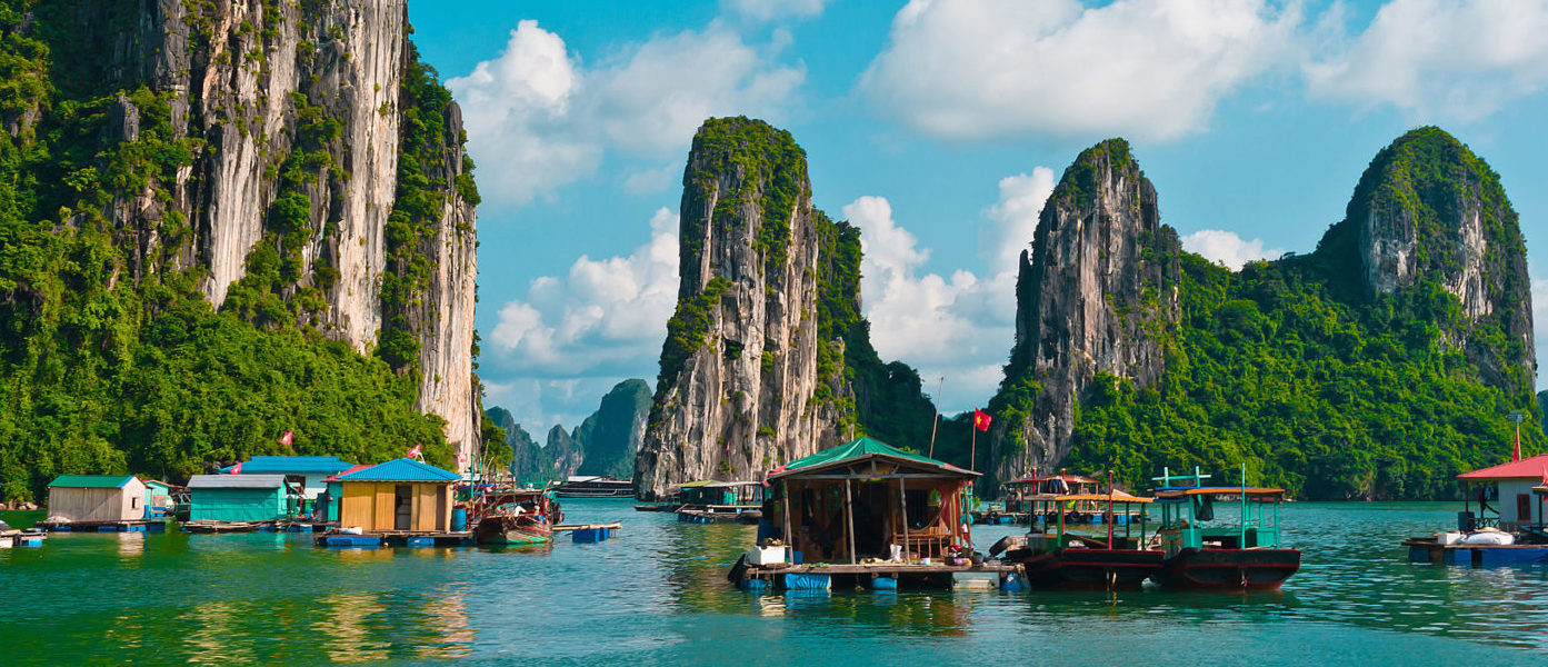 (English) Vietnam Mon Amour: an edge of the Orchid and Azalea Cruise cruises the discovery of the most suggestive bays in the country is even more fascinating and comfortable !!!