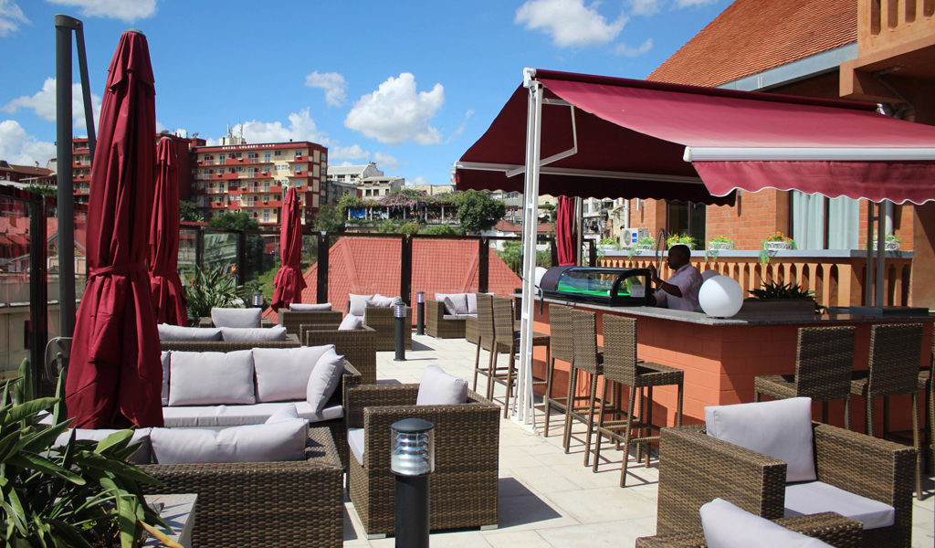 (English) New hotel in the heart of Antananarivo