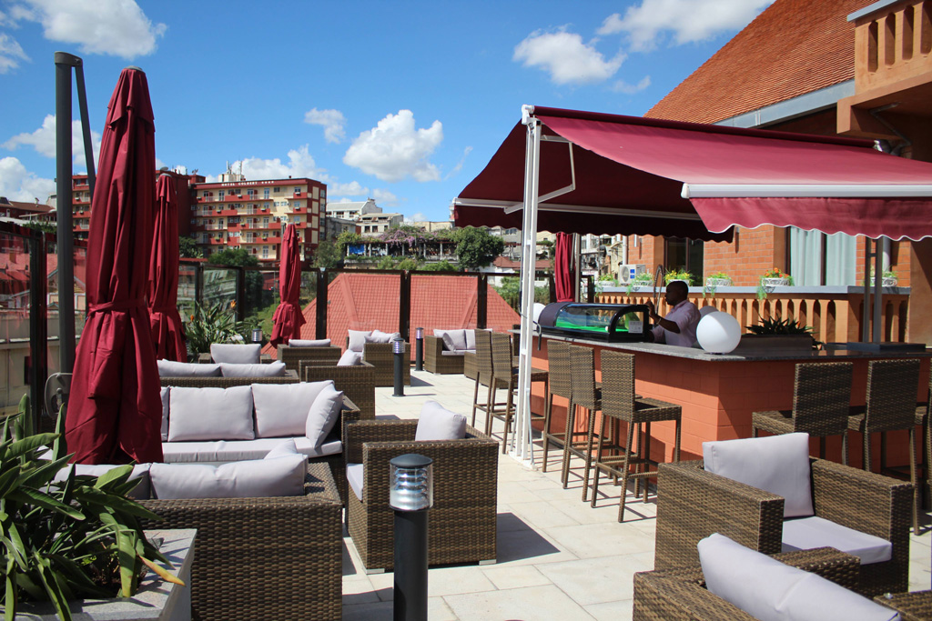 (English) New hotel in the heart of Antananarivo
