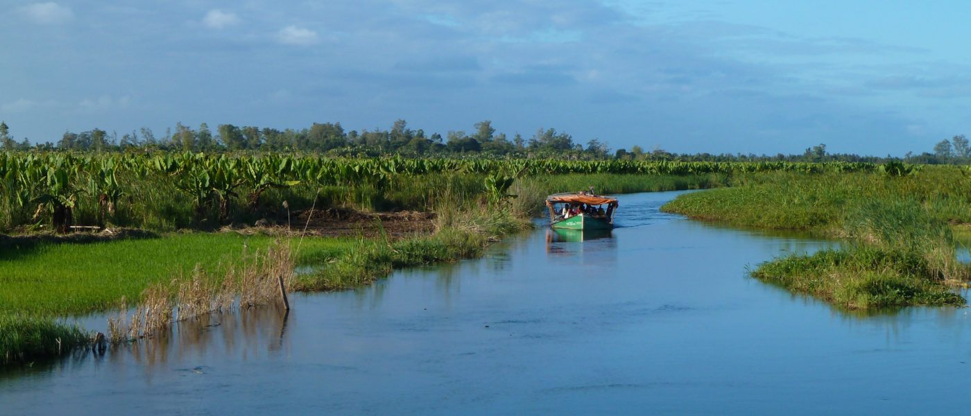 (English) Madagascar with a thousand facets, discovering the Panganales canal