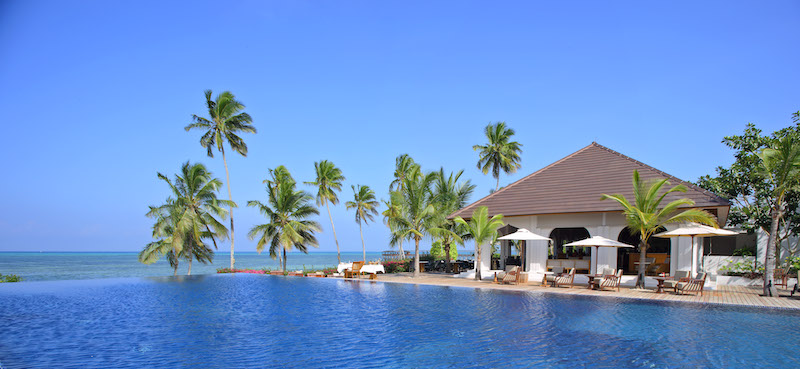 (English) The Residence Zanzibar, among the best resorts in Tanzania